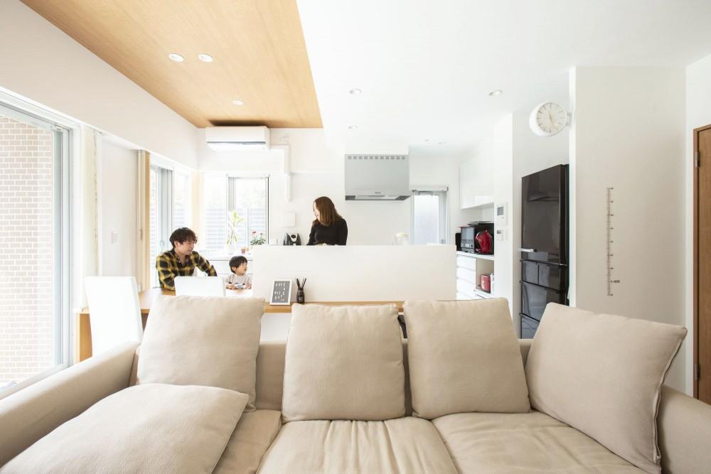 【尼崎市】空間を有効活用したお家。